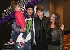 What a cute family.