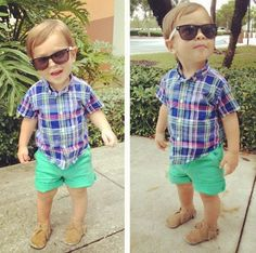 How all kids should dress!