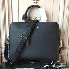 Louis Vuitton Armand Briefcase M42680 Taurillon Leather 66a13cc8d76a2