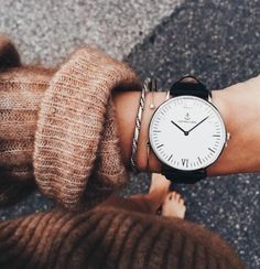 Imagen de fashion, watch, and style