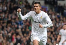 Cristiano Ronaldo's Hat-trick brings Real Madrid to top of the table