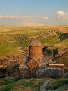 The church of Saint Gregory of Tigran Honents, Kars Turkey