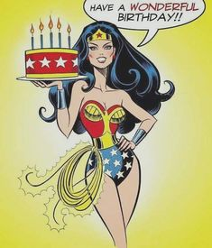 Birthday Quotes : Happy Birthday - Happy Birthday Funny - Funny Birthday meme - - Birthday Quotes QUOTATION Image : Sharing is Caring Dont forget to share this quote ! The post Birthday Quotes : Happy Birthday appeared first on Gag Dad. Happy Birthday Woman, Funny Happy Birthday Images, Wonder Woman Birthday, Happy Birthday Funny, Happy Birthday Greetings, Birthday Pictures, Happy Birthday Female Friend, Happy Birthday Little Girl, Birthday Memes For Her
