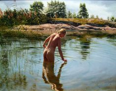 Kai Fine Art is an art website, shows painting and illustration works all over the world. Oil Painting Pictures, Pictures To Paint, Hyperrealistic Art, Watercolor Techniques, Figure Painting, White Women, Artist At Work, Female Art, Female Bodies