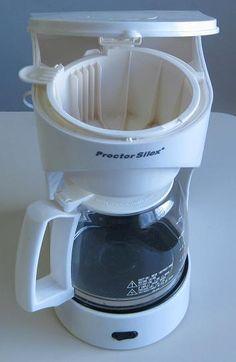 Proctor Silex® 12 cup coffee maker