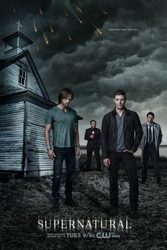 Supernatural this poster is perfect