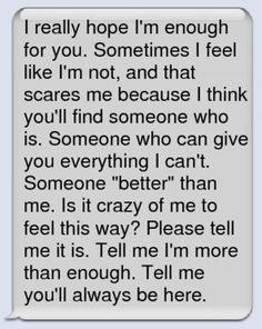 I'm scared to lose you. I'm scared to love you. Scared Quotes, Hurt Quotes, Quotes To Live By, Real Quotes, Couple Quotes, Crush Quotes, Mood Quotes, Life Quotes, Worry Quotes