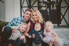 At home family shoot of Jonathan Stockstill, Pastor of Bethany church. I love…