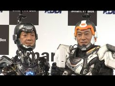Rise of the machines? #AI #Robots 松平健、そっくりロボットを前に「気持ち悪くなってきた...」 Robot, Tech, Stars, Youtube, Movies, Films, Sterne, Cinema, Movie