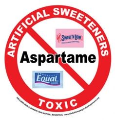 aspartame side effects~it's toxic! A personal story of the effects of aspartame is found through this link: http://drlwilson.com/articles/ASPARTAME.htm