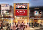 Exterior Restaurant Architecture blend of this(XFINITY Live!, Philadelphia, PA), ESPN Club, & NASCAR Sport Grille