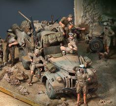 Armorama :: Desert rats