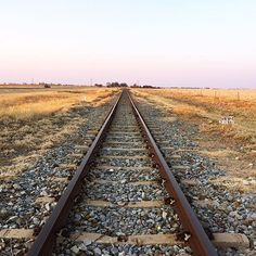 There are over 20 500km of rail lines in South Africa we pass on our journeys.  #viewfromtheroad #barloworldtransport #exploremore #wanderlust #travel #southafrica #meetsouthafrica #roadshots #igerssouthafrica #northwestprovince #northwest