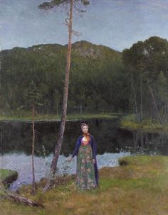 Christian Skredsvig  (1854-1924): Norwegian Poetry