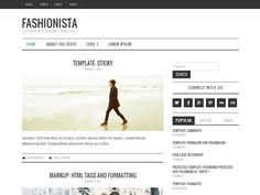 Fashionistas is a bold and fun theme built on Bootstrap, suitable for magazine style blogs. Fashionistas have easy customizer by this you can easily customize theme in just few clicks....