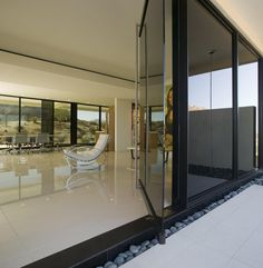 Bradley Residence by 180 degrees inc, Michael P. Johnson Design