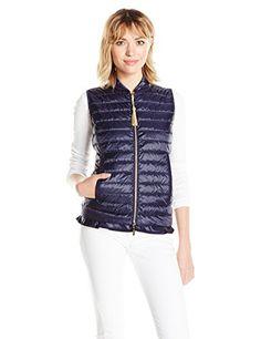 Lilly Pulitzer Women's 23721 : Cora Vest, True Navy, XS