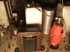 "Marconi M 49 ""Antique radio"", ""Tube radio"" Antique Radio, Tv, Nespresso, Coffee Maker, Kitchen Appliances, Antiques, Coffee Maker Machine, Diy Kitchen Appliances, Antiquities"