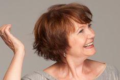 Graceful Short Hairstyles for Older Women