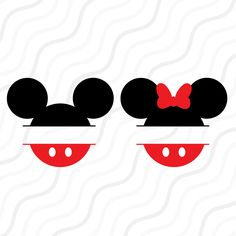 A personal favourite from my Etsy shop (null) Disney Diy, Disney Crafts, Mickey Mouse Kunst, Mickey Minnie Mouse, Mickey Mouse Silhouette, Cricut Craft Room, Cricut Creations, Disney Wallpaper, Cricut Design
