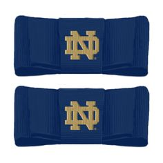 (http://www.lillybee.com/university-of-notre-dame-shoe-clips/)