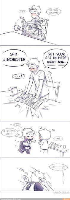 Ooooohhhh Castiel part 2