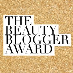 I woke up today to the best little surprise. I have been nominated for another blogging award!! I was nominated by the lovely Lainey Loves Life, whose blog you MUST go and see.As you all know, I a...