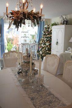 Charming Christmas decor