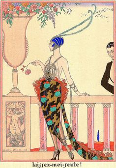 George Barbier. Cheeky.