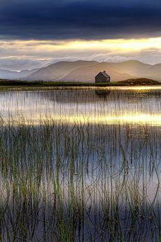 """Amazing Tranquility"" ~ Glen Quaich, Perthshire, England."
