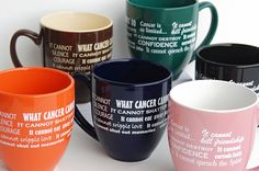 What Cancer Cannot Do Mug