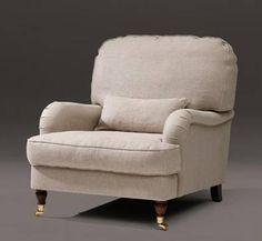 Engelse fauteuil