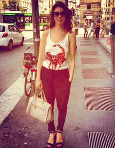 5 Giornata #style #fashion #milan #sunnyday #zara #prada #outandabout #love #life