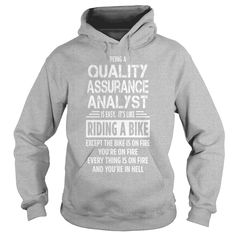 Quality Assurance Analyst  #gift #ideas #Popular #Everything #Videos #Shop #Animals #pets #Architecture #Art #Cars #motorcycles #Celebrities #DIY #crafts #Design #Education #Entertainment #Food #drink #Gardening #Geek #Hair #beauty #Health #fitness #History #Holidays #events #Home decor #Humor #Illustrations #posters #Kids #parenting #Men #Outdoors #Photography #Products #Quotes #Science #nature #Sports #Tattoos #Technology #Travel #Weddings #Women