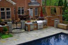 Outdoor Kitchen & Patio