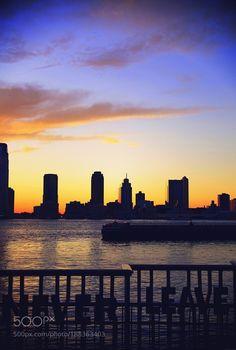 NYC by LadyStardust