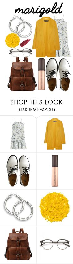 """Untitled #151"" by sole-9948 on Polyvore featuring Rochas, Dr. Martens, Illamasqua and Lily Lolo"