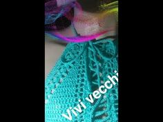 Top-cropped de Crochê - YouTube Top Cropped, Crochet Crop Top, Diy And Crafts, Crochet Dresses, Youtube, Crop Tops, Fashion, Crochet Strappy Tops, Crochet Bikini