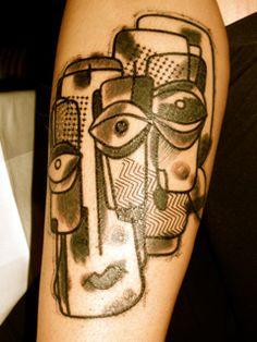Noon, Tattoo Culture, New York