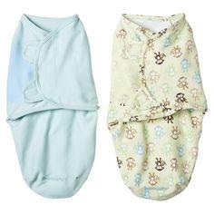 Summer Infant Blue SM® 2 Pack Boy  - M