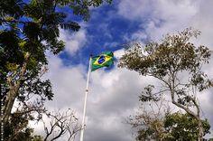 Bandeira Brasileira - Photo: Alexandre Macieira  Mirante do Pasmado - Botafogo - Rio de Janeiro