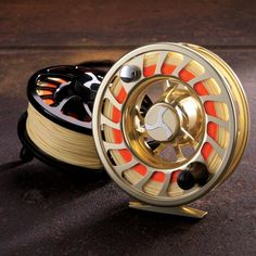 Orvis fly fishing reels....