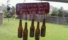 Hurricane alarm: #onlyinflorida http://www.notaclueadventures.com/