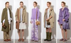 Michael Says… michael kors resort collection! just great!!!