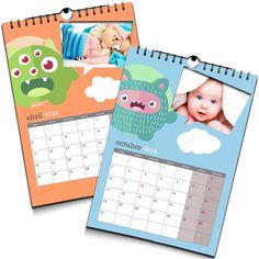 calendario notas monster dpbook