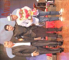 Raaman Khuraana, Siddhant Kapoor and Annu Kapoor at the  Global Punjabi Association's Spirit of Independence celebrations in loving memory of Padmashree Mahendra Kapoor