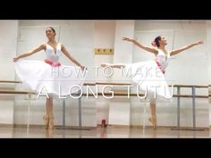 Constructing a Classical Ballet Tutu (Part 4: Sewing Layers to the Panty) - YouTube