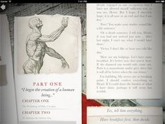 Frankenstein, for iPad and iPhone  By Profile Books apps-you-should-have