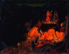 Witches in Saturnalia - Paul Ranson