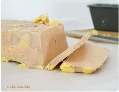 Foie gras maison au micro-onde